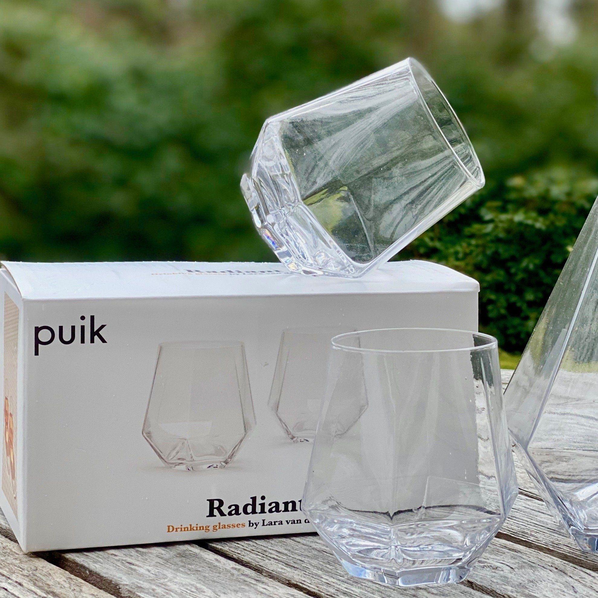 Glasses – Radiant (set of 2)
