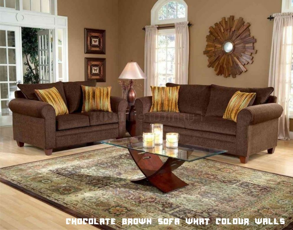14 Chocolate Brown Sofa What Colour Walls Brown Sofa Living Room Brown Living Room Decor Living Room Decor Brown Couch