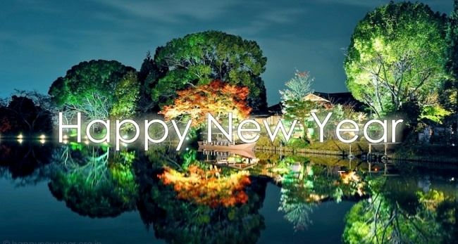 Happy New Year Nature 2