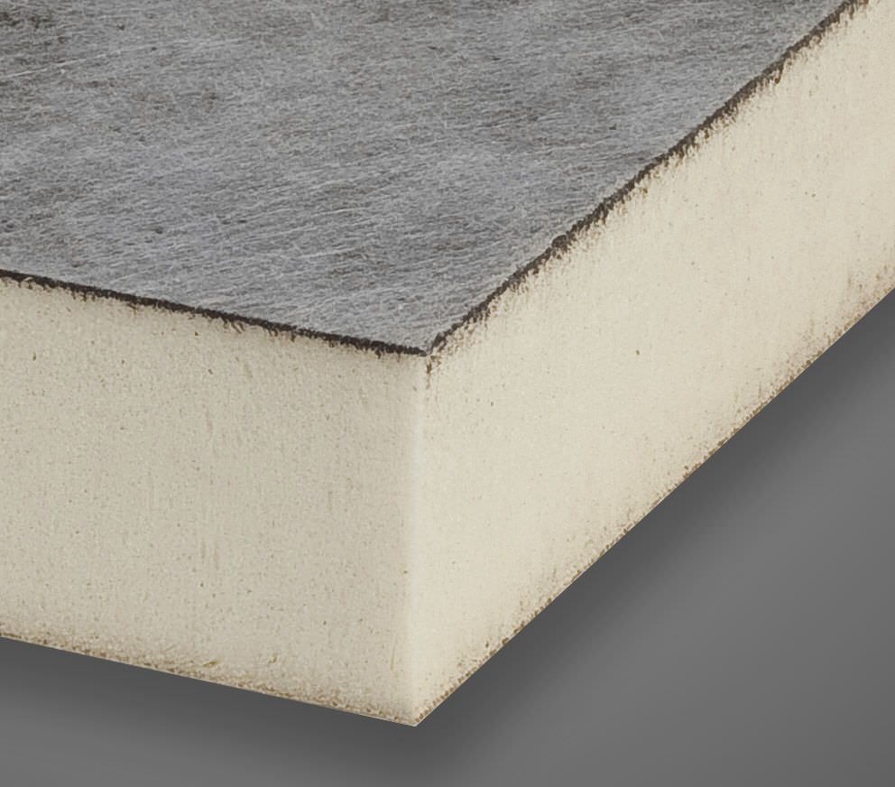 Foam Insulation Panels : Rigid foam insulation provides advanced support and is