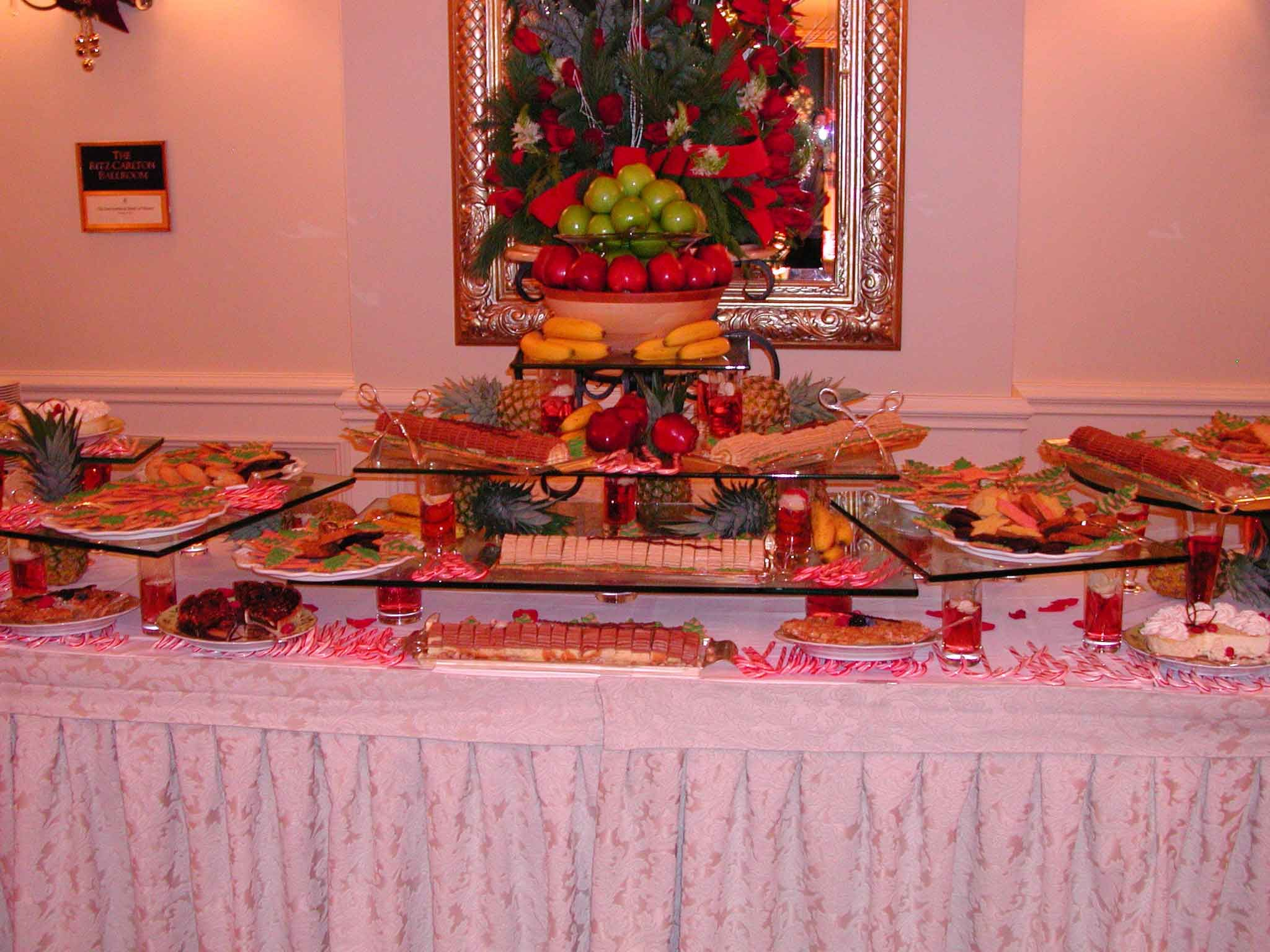 creative buffet table ideas | Crafts Blog Archive Masquerade Party ...