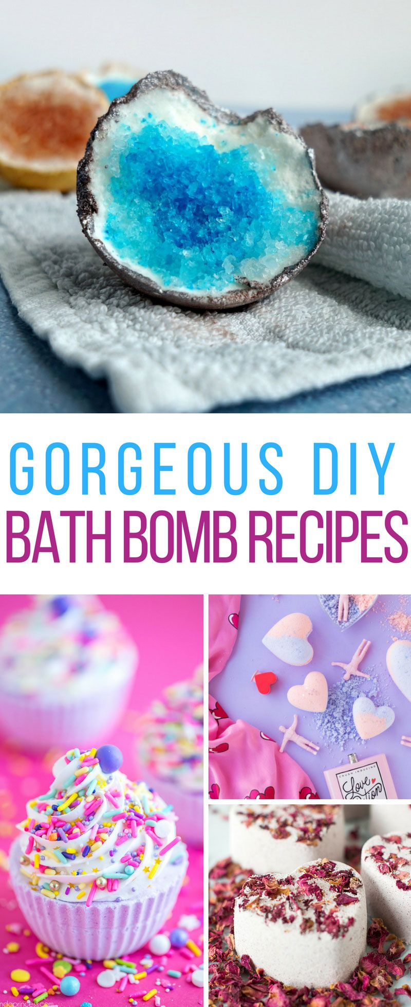 These diy bath bombs will make fabulous gifts thanks for sharing