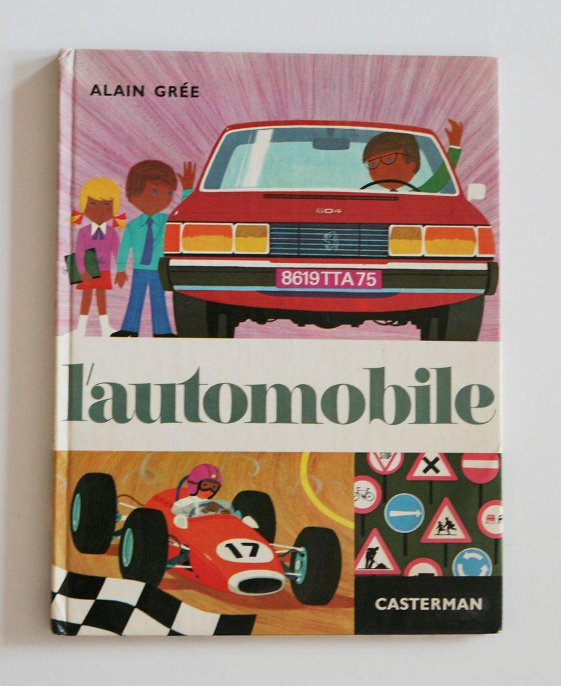 livre lautomobile par alain gre ref401 15 wwwbaos - Baos Vintage