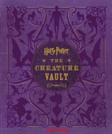 Harry Potter - The Creature Vault af Jody Revenson (Bog) - køb hos Saxo
