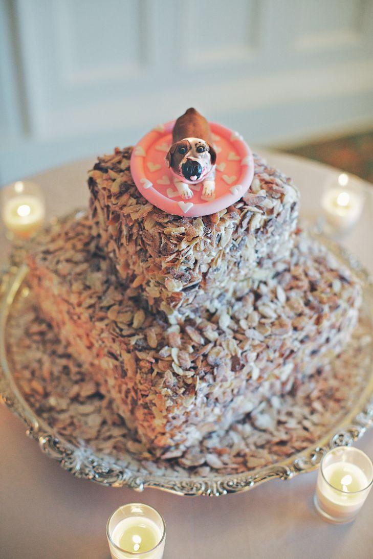 A sweet vintage wedding in pittsburgh pa grooms cake