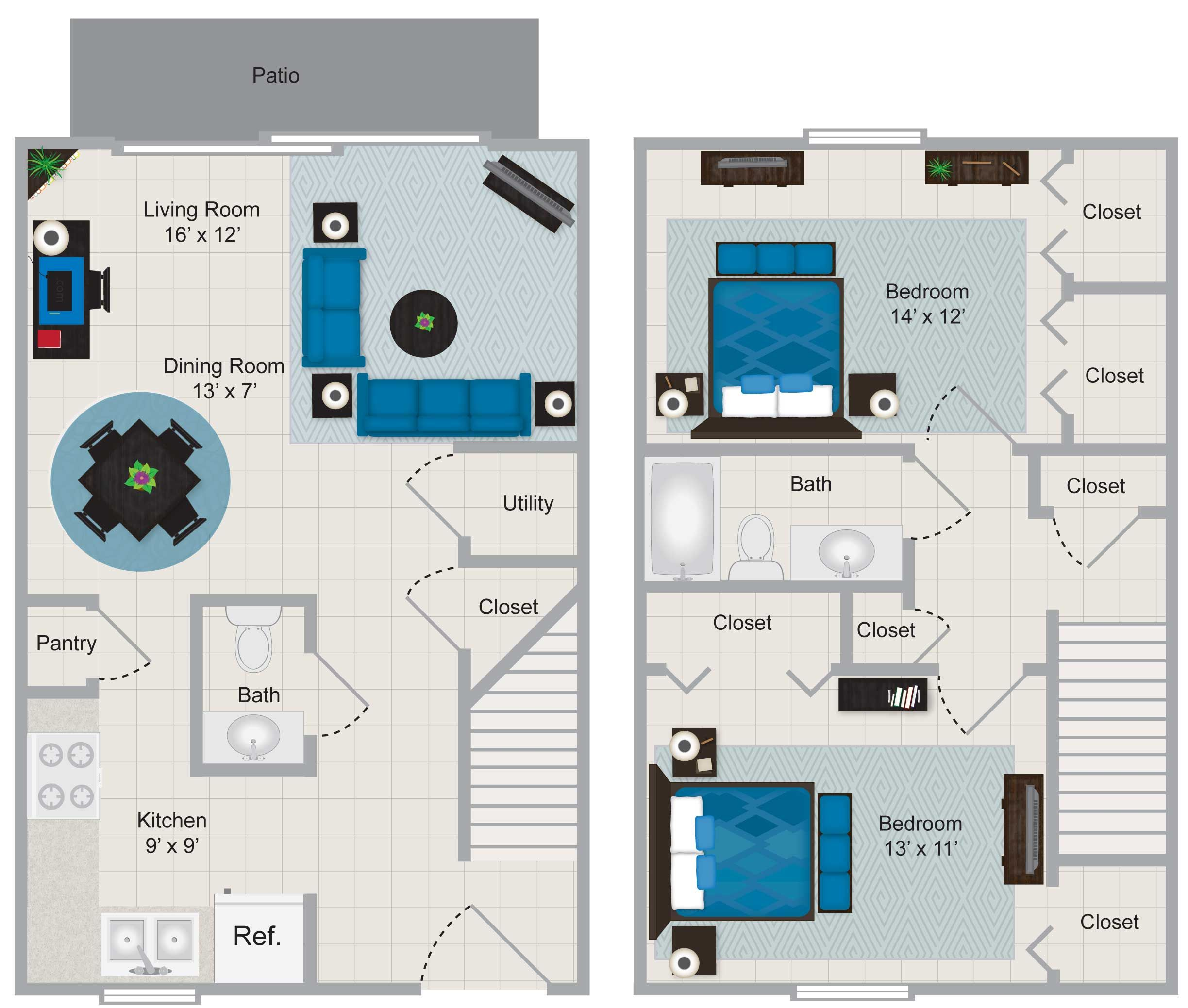 Amazing Create Free Floor Plans About Trend Design House With Open Basics Within Story House Design House Blueprints House Plans