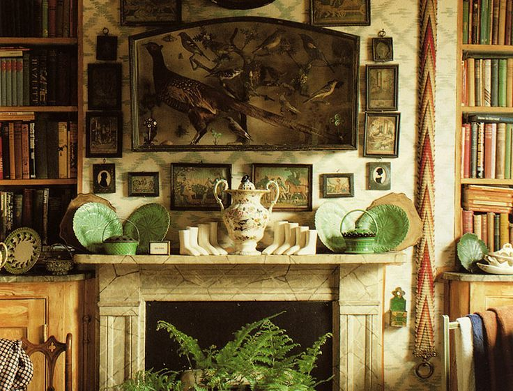 English Country Style Decor Cottage