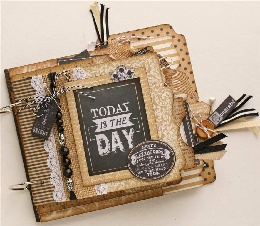 Authentique Paper: NEW Kits from Paisley's and Polka Dots!
