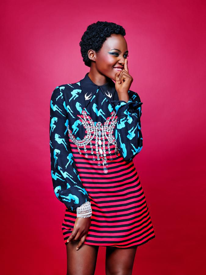 The Rules of Style by Lupita Nyong'o - Man Repeller | Fashion, African fashion, Women