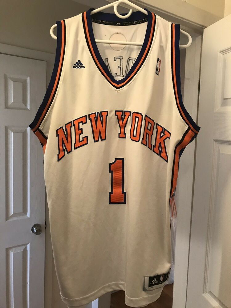 33cf73609a9 Amare Stoudemire Authentic Adidas Knicks Jersey XL #fashion #clothing  #shoes #accessories #mensclothing #activewear (ebay link)