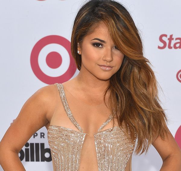 Becky G Hairstyles 2015