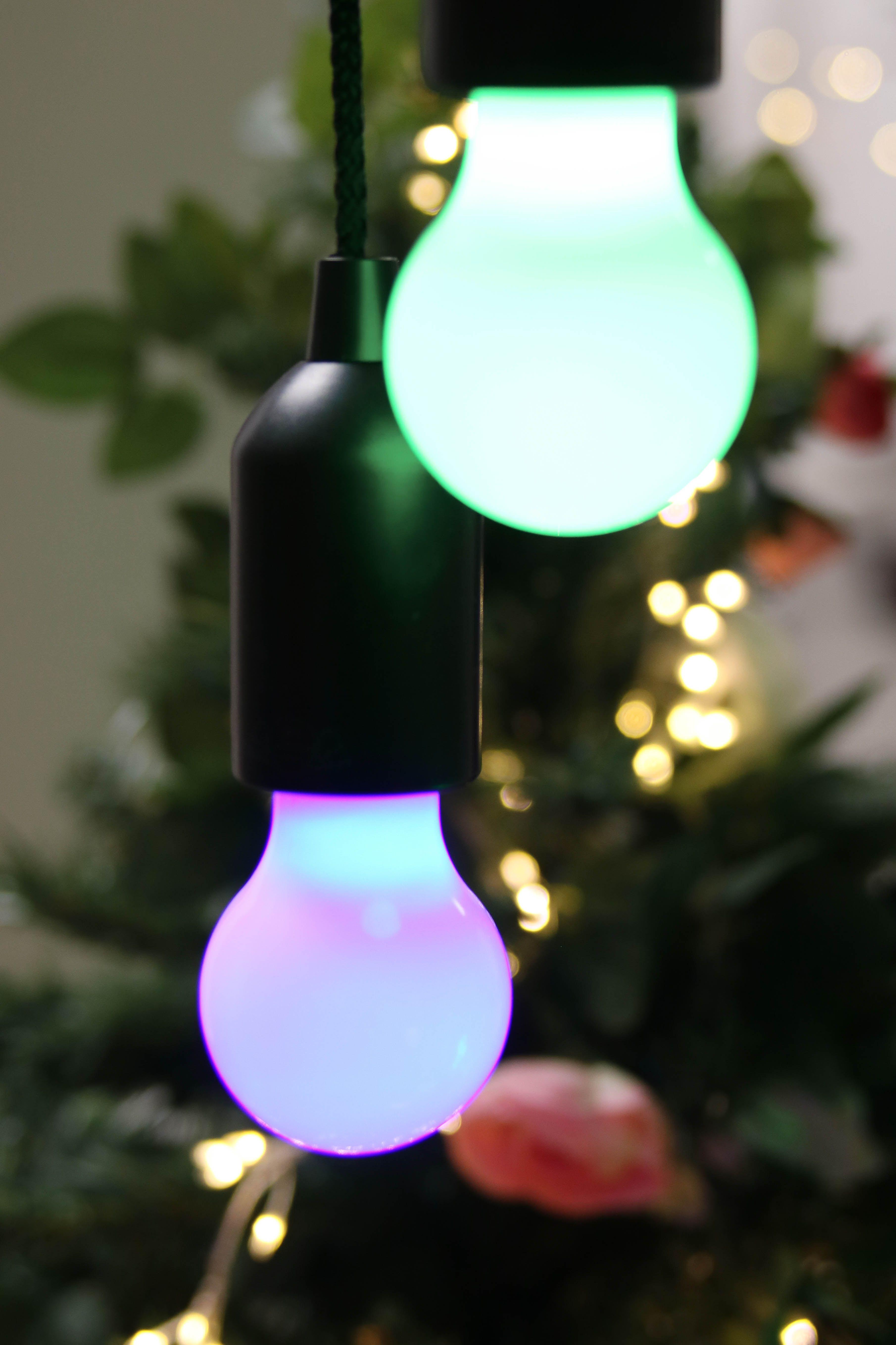 Ampoule Clic Clac A Suspendre Fonctionne A Piles Le Meilleur De