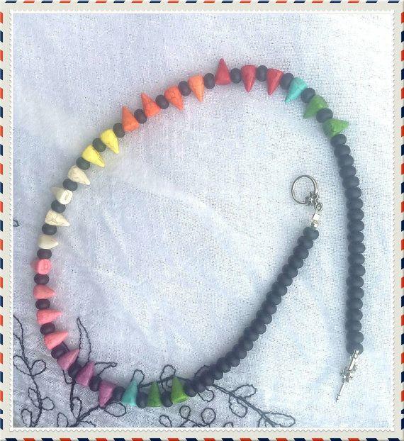 Mira este artículo en mi tienda de Etsy: https://www.etsy.com/listing/225463495/colourful-necklace