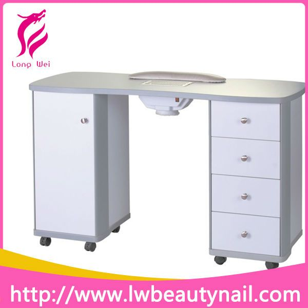 Hot Selling Durable Nail Station Beauty Nail Manicure Table | Salon ...