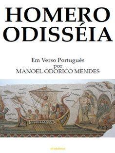 A Odisseia de Homero adaptada para jovens - PNL 2027