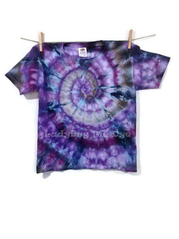 bbd5a5544b0b Kids Tie Dye Shirt