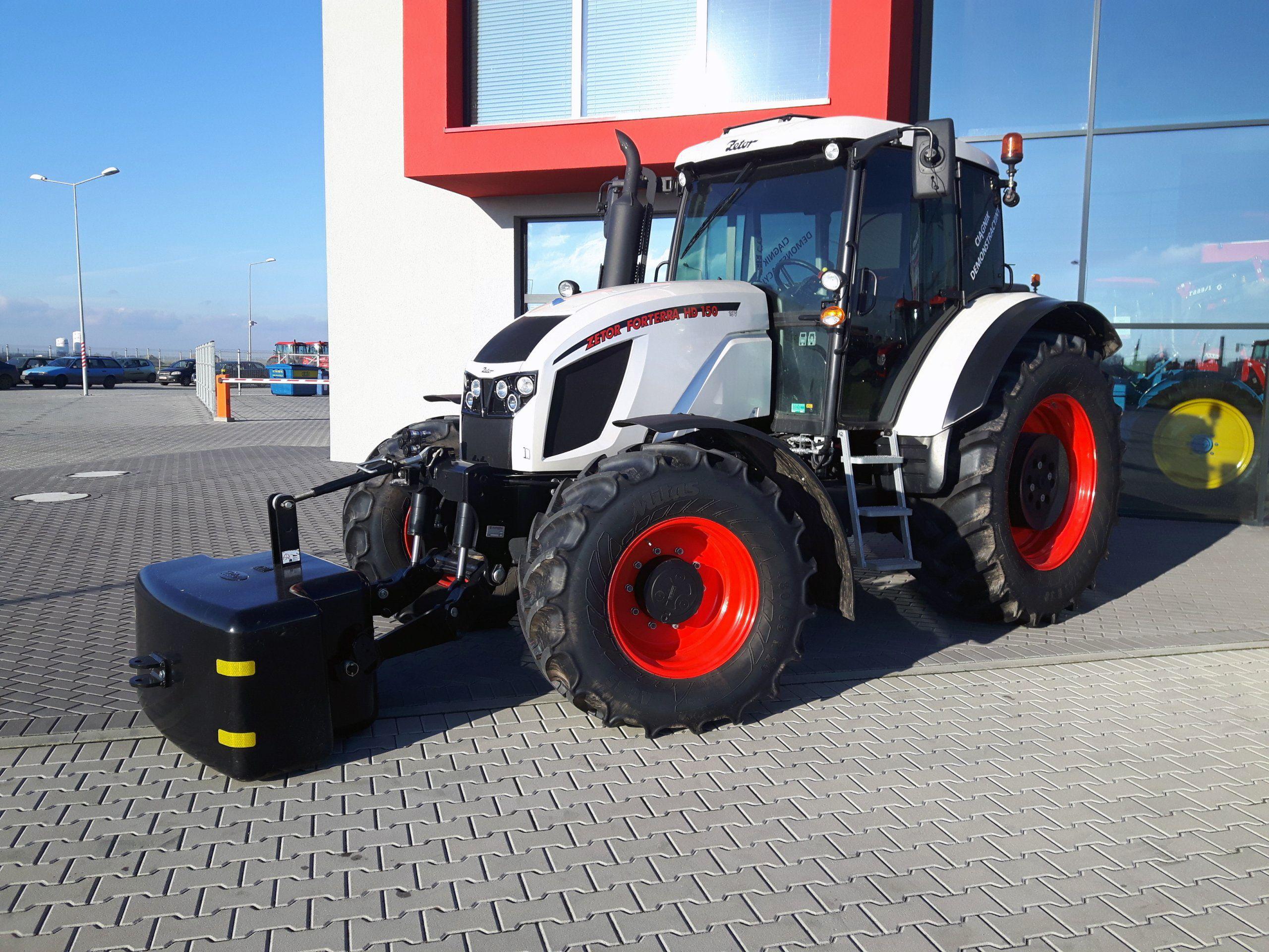 Zetor Forterra Hd 150 Landmaschinen Landwirtschaft Fernseher