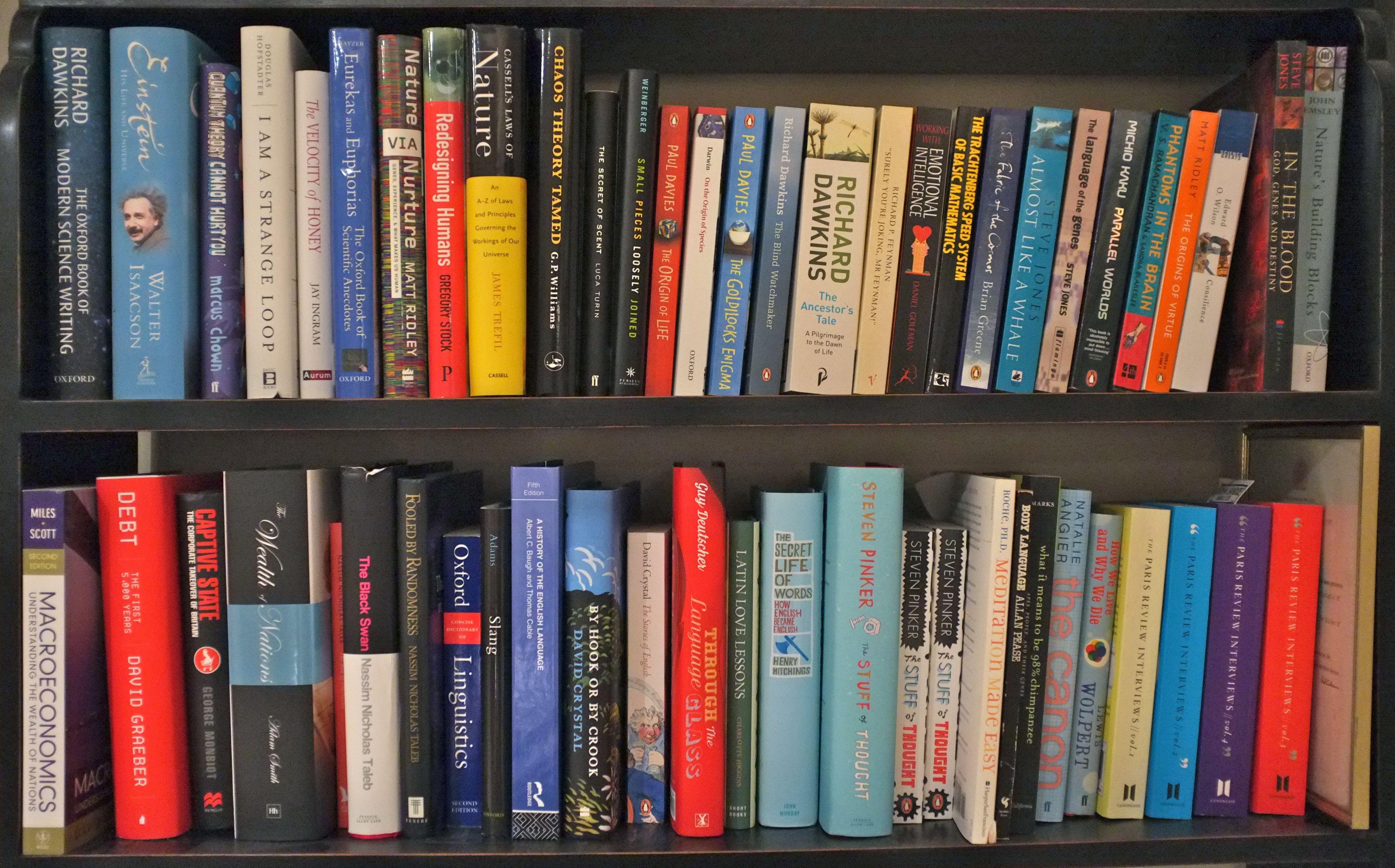 Book Shelves 2 Time S Flow Stemmed