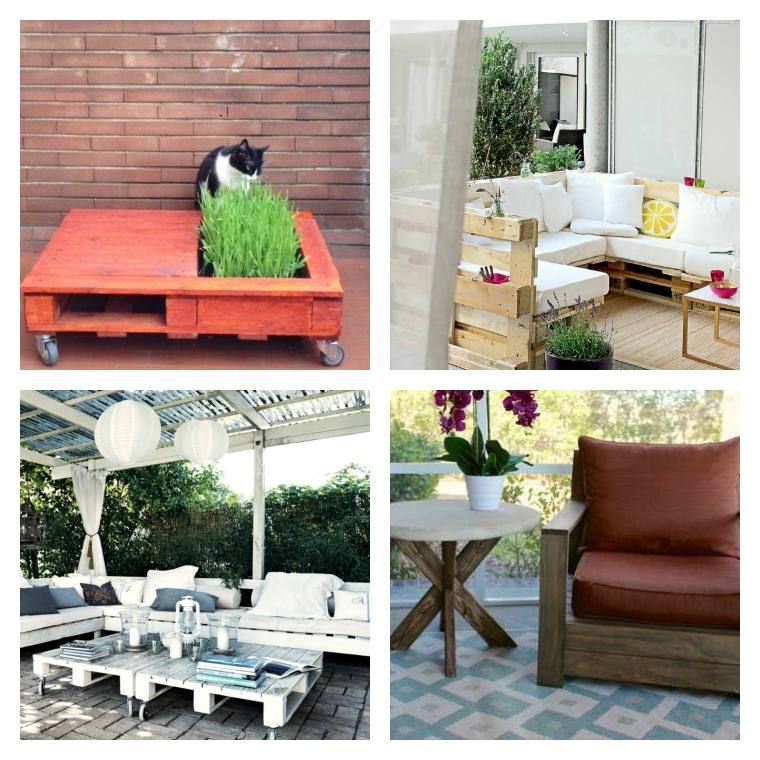 Beautiful Salon De Jardin En Palette Entretien Contemporary ...
