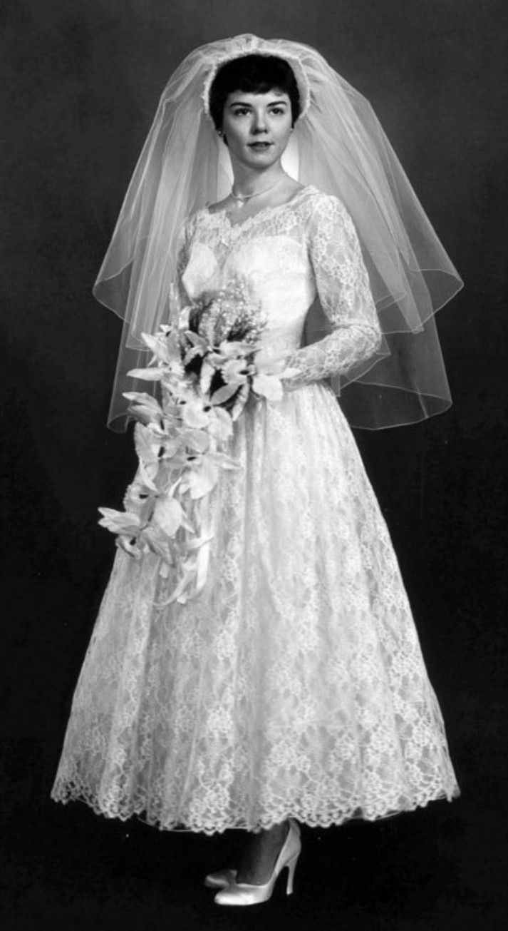 Retro wedding dress  Vintage wedding dress vintage weddingdress  Vintage Wedding Gowns