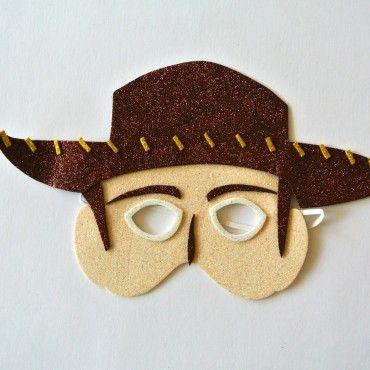 Máscara Woody - Artículos de Fiesta  69c07edb994