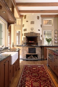 Indoor Wood Fired Pizza Oven Design Ideas, Pictures, Remodel ...
