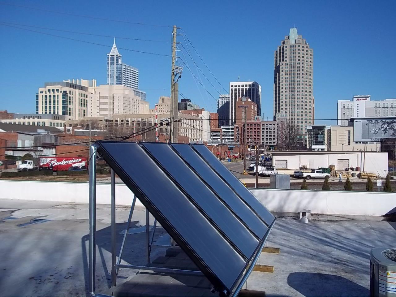 Solar rooftop donation program ncwarn says were