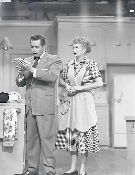 "Stock Market ""Buy cans of All Pet!"" I love lucy, I love"