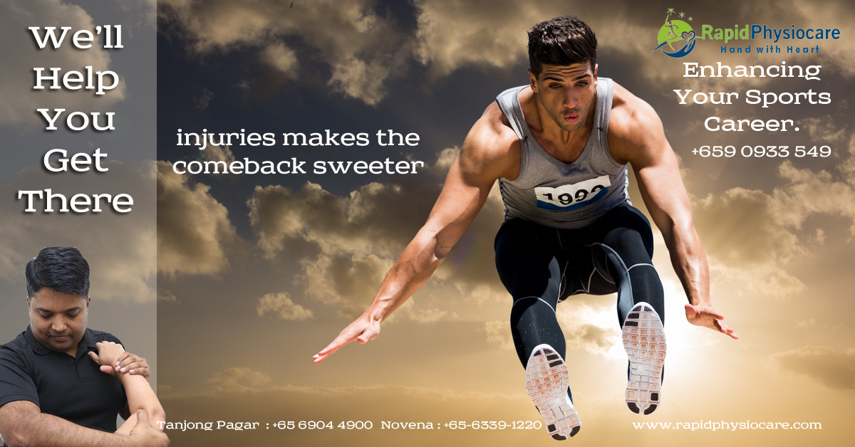 Sports Injury Physiotherapy Singapore Experts Rapid
