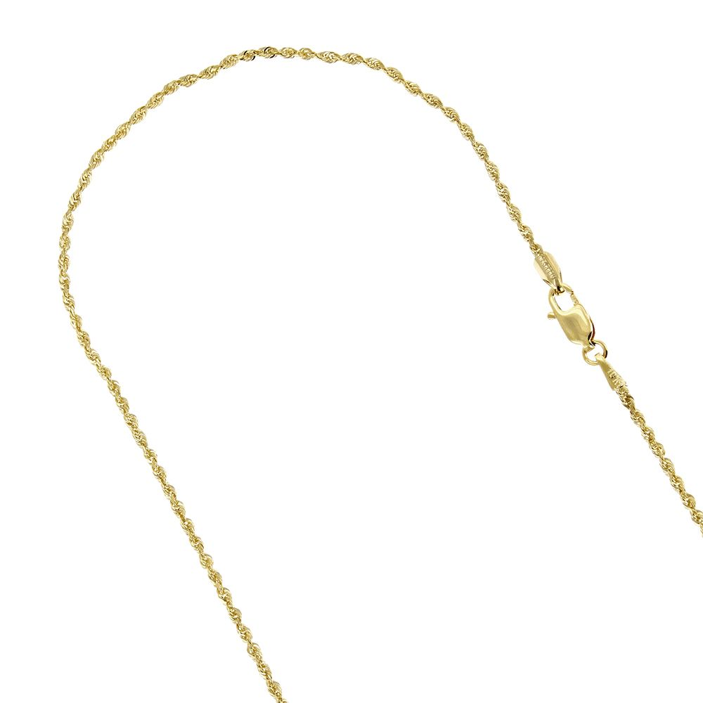 Check This Out Gold Rope Chains 14k White Gold Chain White Gold Chains