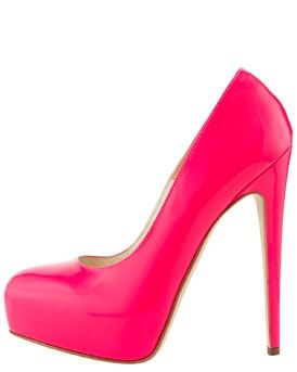 Red Hot to Hot Pink - Bergdorf Goodman - StyleSays