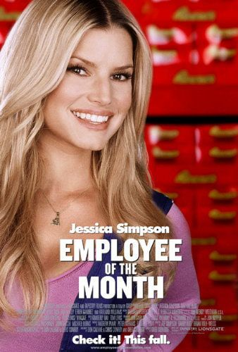 employee of the month movie posters jessica simpson pinterest