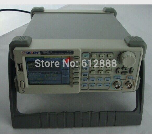10MHz Siglent SDG1010 Dual Channels Arbitrary Waveform