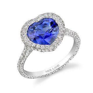 Heart Shaped Engagement Rings | Wedding Engagement | Brides.com