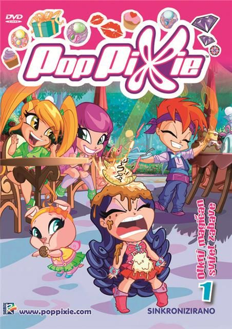 Pop Pixie 1 Dvd Film