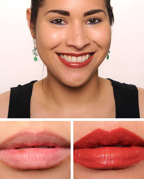 buxom runaway full bodied lipstick review photos