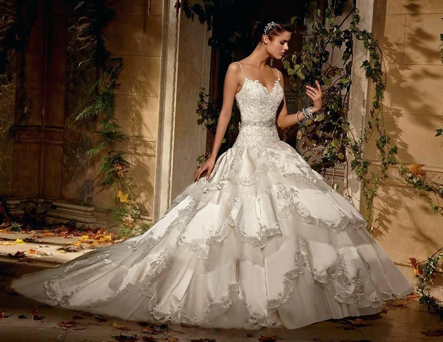 Idea Huge Wedding Dresses For Huge Princess Ball Gown