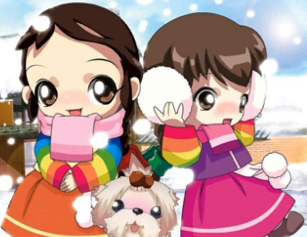 23 Koleksi Gambar Kartun Korea Paling Keren 2018 Gambar Pedia