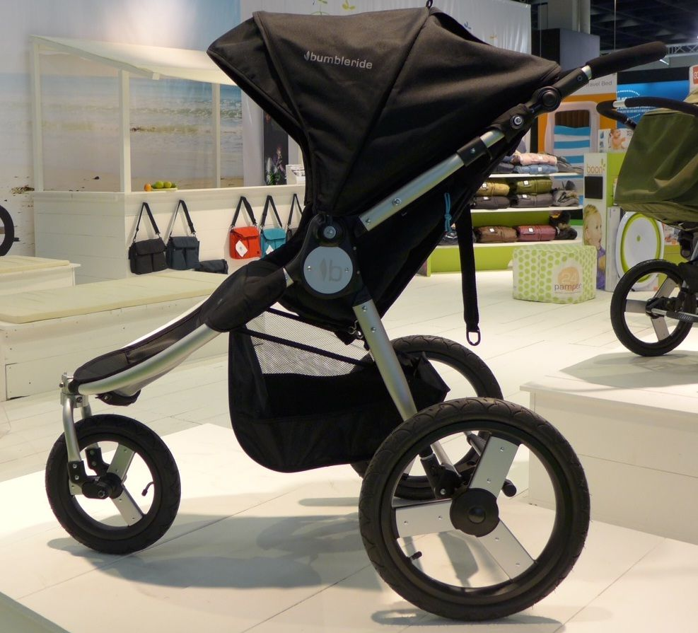 Bumbleride Speed Running Stroller New for 2016 (With