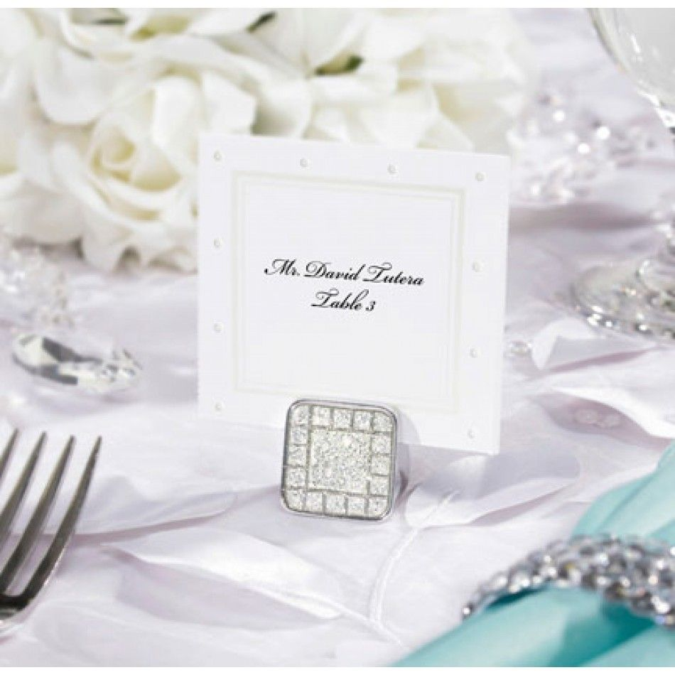 David Tutera Wedding Collection - Printable Swiss Dot Place/Escort ...