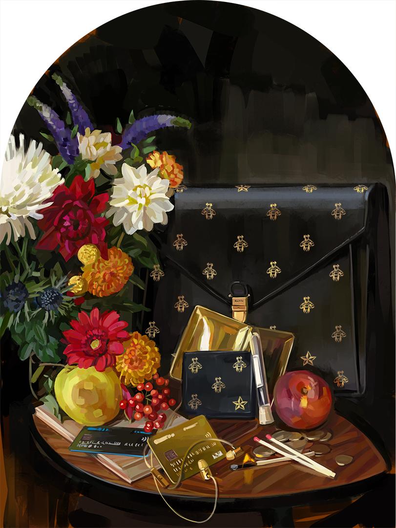 Gucci gifts image by Yujie Xu on Illustration Pretty art