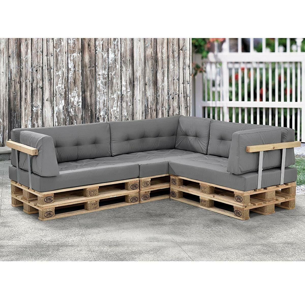 Palettenkissen Shop Palettenpolster Outdoor Sets Kaufen Paletten Kissen Paletten Couch Holzpaletten Möbel