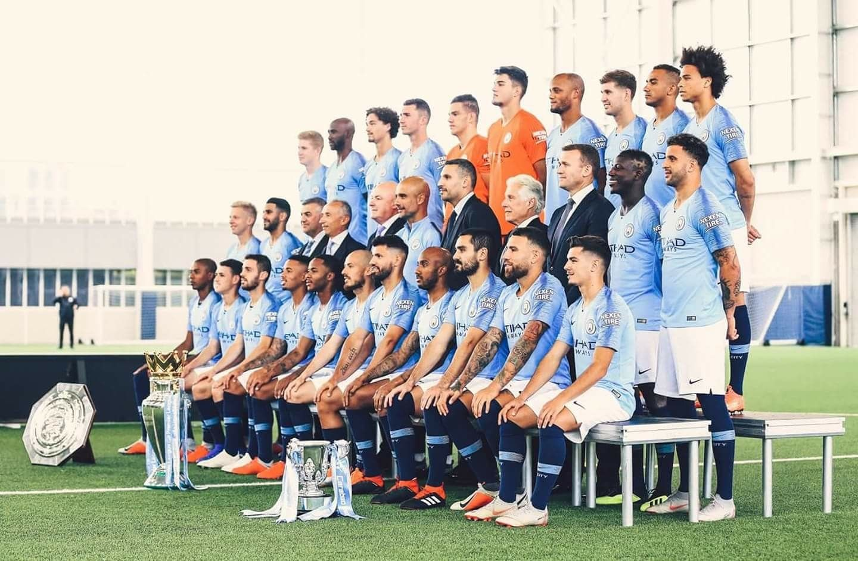 2018 Manchester City