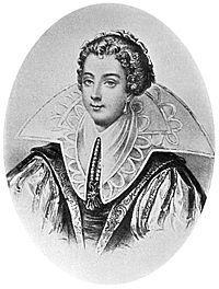 Catherine Henriette de Balzac d'Entragues, Marquise de Verneuil (1579–1633) was the favourite mistress of Henry IV of France