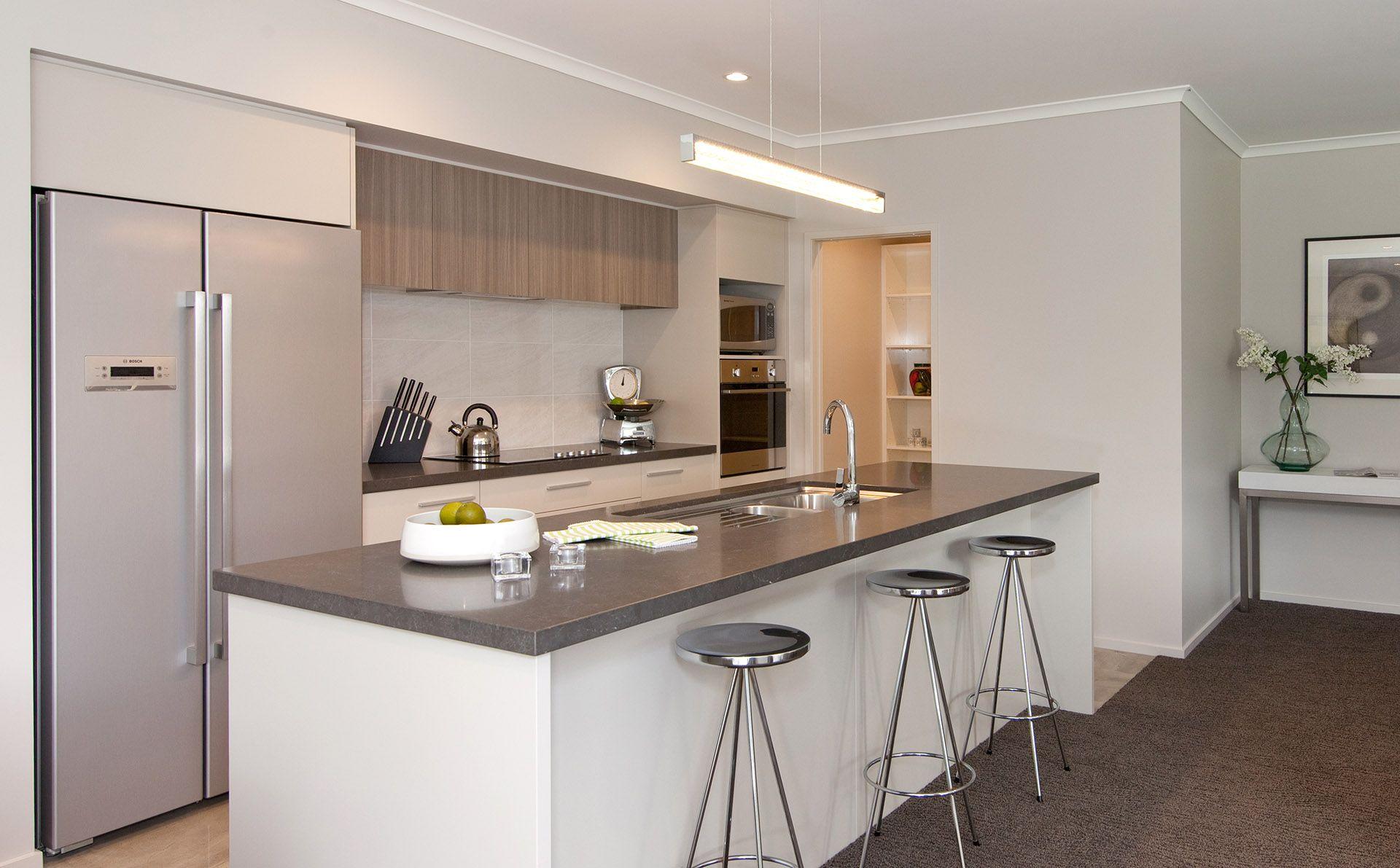 Kitchen | Showhome | G.J. Gardner Homes New Zealand | Kitchen ...