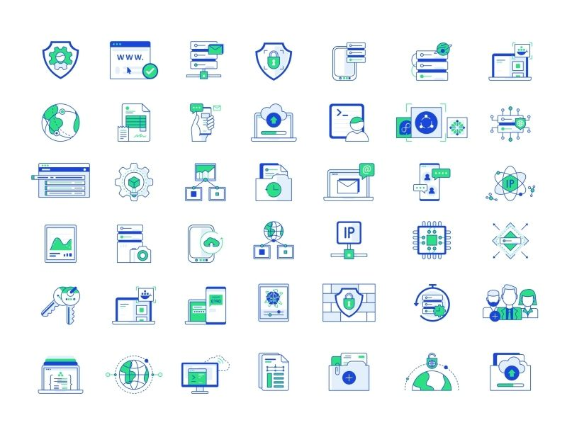 Systemongreed Icons Icon Icon Set Design Aleksandar