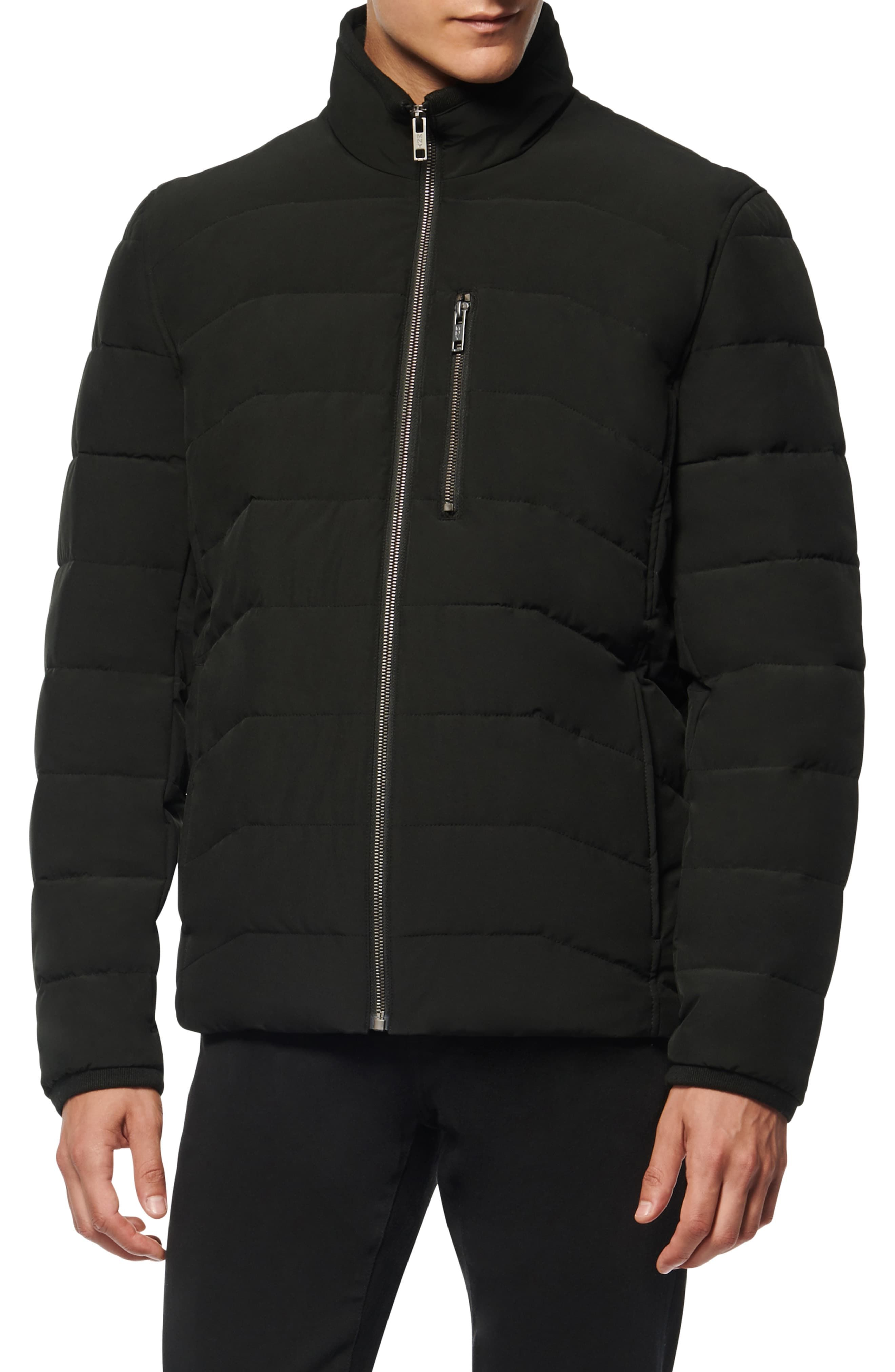 Men S Marc New York Carlisle Water Resistant Quilted Puffer Jacket Size Small Black Quilted Puffer Jacket Marc New York Puffer Jackets [ 4048 x 2640 Pixel ]