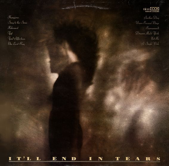 This Mortal Coil - It'll End In Tears LP (4AD - 1984) Sleeve by 23Envelope