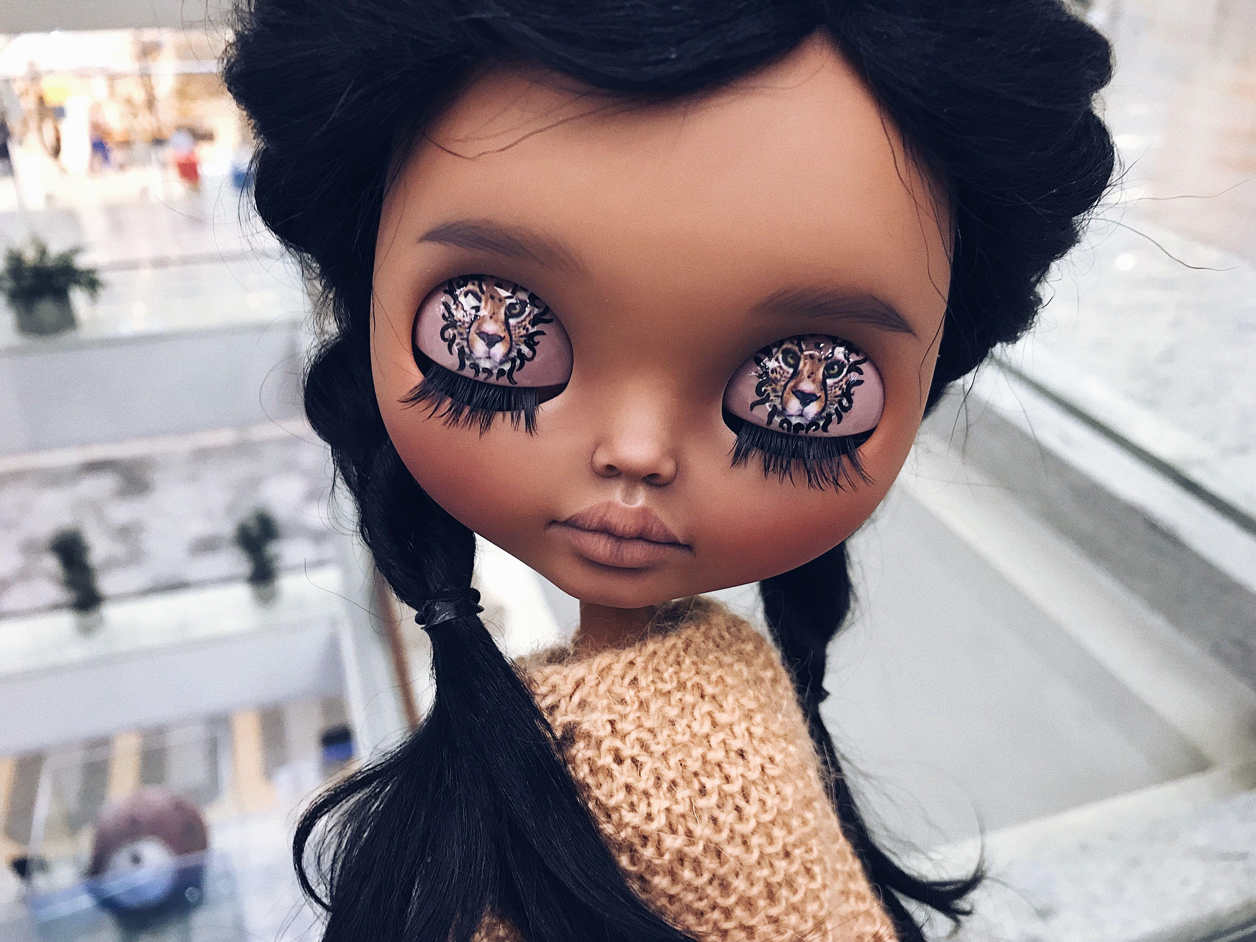 техники переделанные куклы картинки только одно