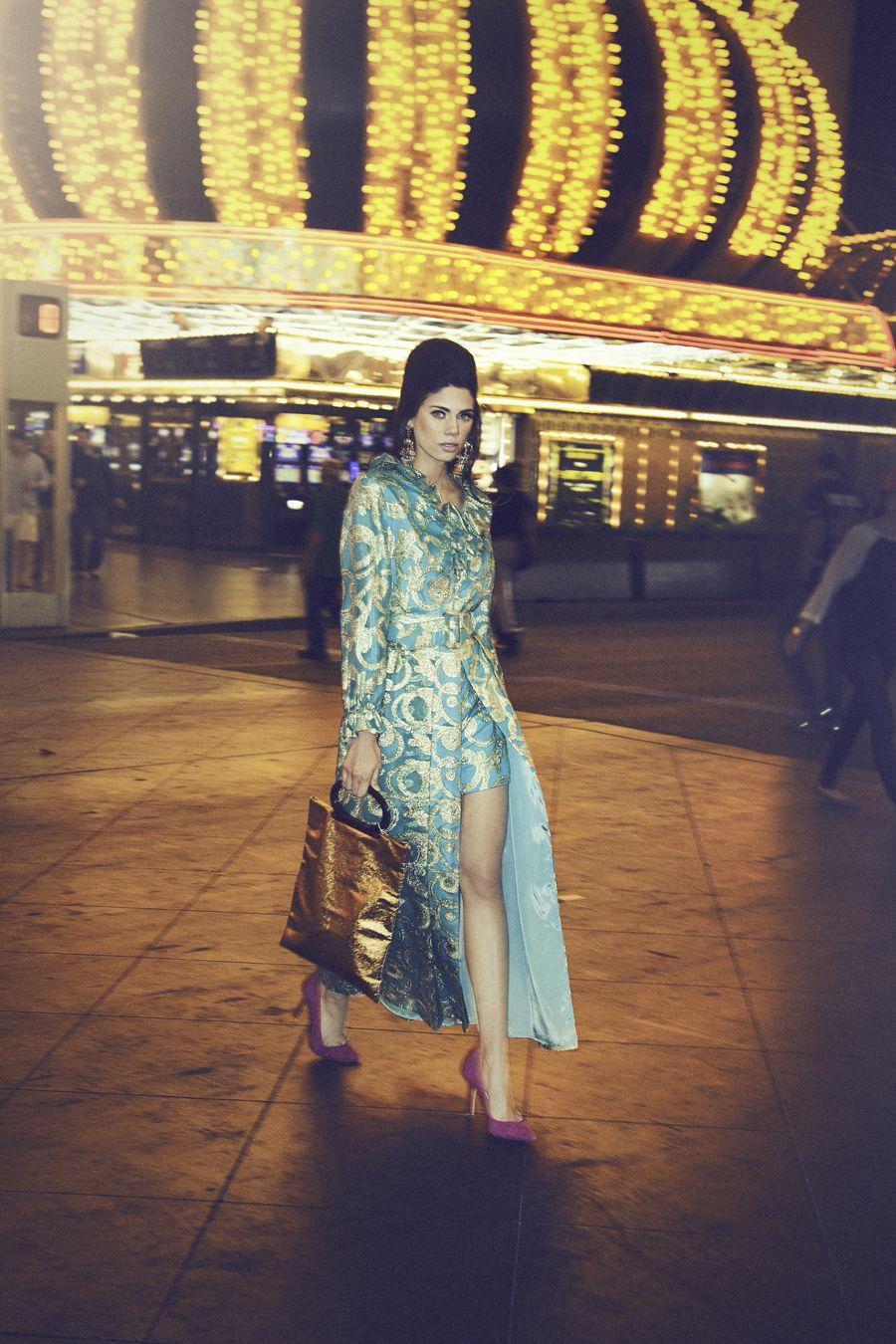 47c600fab968 Vintage Vegas. Creative Director + Stylist  Sydney Ballesteros ...